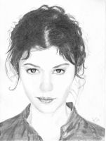 Audrey Tautou by nosslo