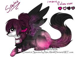 Tannzix adoptable ~ 5 on hold for my sis |D by BiahAdopts