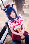 LoL - My Girlfriend's a Gumiho / Ahri by TrustOurWorldNow