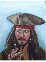 jack sparrow by ruckysart