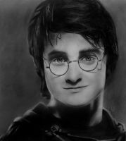 Harry Potter by IsabelIntangible