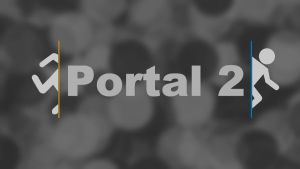 Portal 2 Background by JesseLieberg