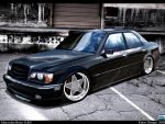 Mercedes-Benz E200 by katre-design