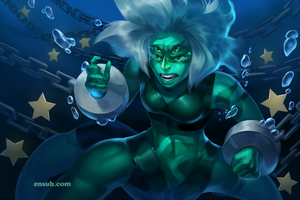 Malachite by PuddingPack