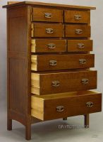9 chest of drawers dresser by DryadStudios