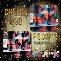 +Cheers PSD by WildeestDreams