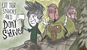 Don't Starve1 by oceancop1