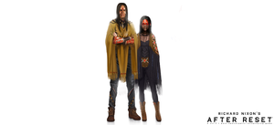Human Races in After Reset RPG: Natives. by blackcloudstudios