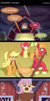 COM - Gone Batty (COMIC) by AniRichie-Art