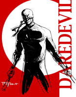 Daredevil by TheoDJ