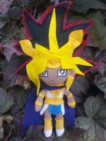 Pharaoh Atem by AshFantastic