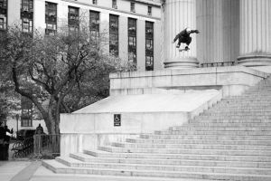Skateboarding in NYC 4 by Florida19