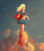 Supergirl by se-bas