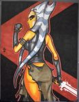Dark Side Ahsoka by grantgoboom