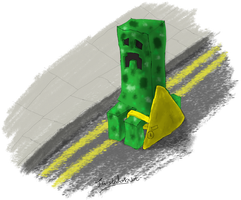 Even Creepers... by TwistedOrNot