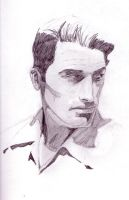 eldred gregory peck by poe11