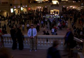 Grand Central Station by joshuanieves