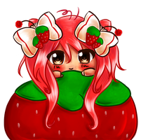 Strawberry (Revamped) by EpicStormMage