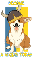 Join House Corgi, And... by Cat-Orb