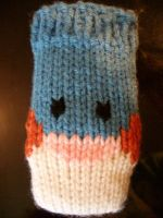Mudkip cell phone cozy by CherokeeCampFireGirl