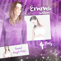Emma Watson PNG Pack by ForeveRihanna
