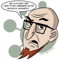 Dr. Venture by wibblethefish