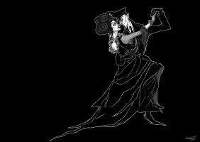 Danse Macabre by AmbergrisComics