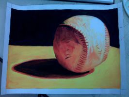 Ages of the Major League by jobethlovess