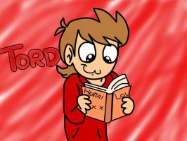 .: Cute Tord :. by missskeletrina2