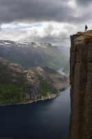 Preikestolen by Dave-Derbis
