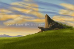 The Pride Rock by Emo-Hellion