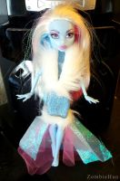 Monster High doll custom outfit by ZombieHun