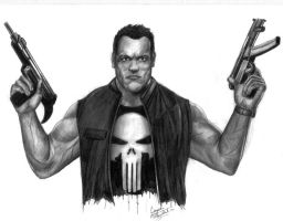 The punisher by PlER0