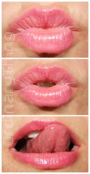Sexy Lips by OrdinaryThing