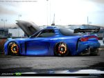 RX-7 Tuning by Johnny-Designer