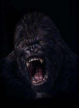 Kong WIP by ktalbot