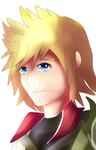 Ventus- keyblade master by Absolhunter251