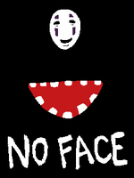 No Face Pixel by selaluff
