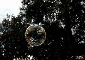 Bubble.. by AlfiBOh