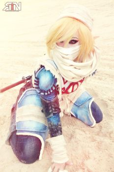 Sheik Legend of Zelda by Its-Raining-Neon