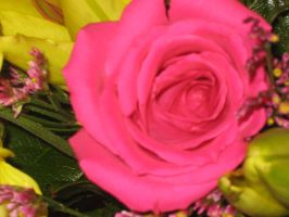 My Honors Night Flowers 1 by Artistic-Resonance