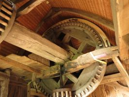 Windmill 3 inside by mrscats