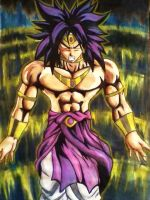 The Awakening of the Legendary Super Saiyan by Lukitzo