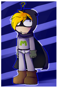 [South Park]Mysterion by JeyTheWerefox