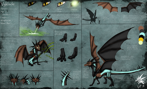 Vyklade reference 2014 by Uglypenguin