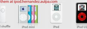 iPod Colection by juanchis