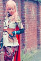 FFXIII - Follow my lead by AsheliaHime