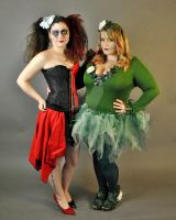 The Harley and The Ivy by Vpoolephotos