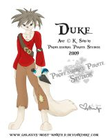 Duke CS by Galaxys-Most-Wanted