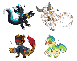 Chamas Auction Adopts(closed) by onigiryStuff